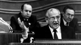 В конечном счете глубинные проблемы советской экономики попытались решить не при помощи компьютерной сети, а путем горбачевской перестройки