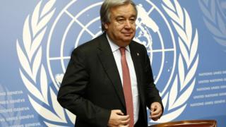António Guterres, 67 anos