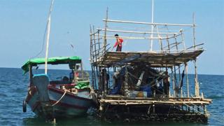 Fishermen of Myanmar