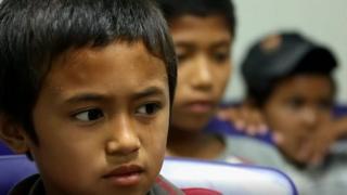 Anak WNI eks ISIS di Suriah
