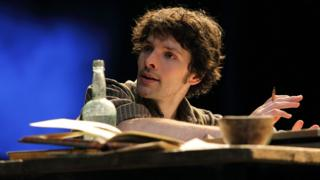 Colin Morgan in Translations