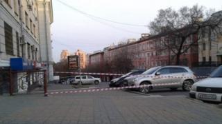 Хабаровск аймагындагы ФСБ кабылдамасында ок атылды