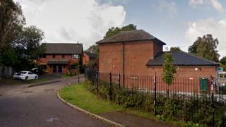 Shenley home
