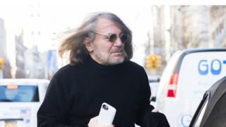 Donald Trump's former doctor, Harold Bornstein, 15 December 2015