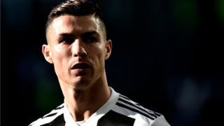 """Ronaldo dit avoir la """"conscience tranquille"""" sur cette affaire."""