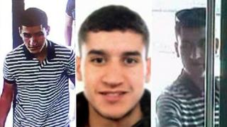Younes Abouyaaqoub, 22 year old suspect of Barcelona attack.