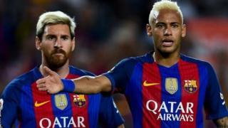 Mshambuliaji huyo wa Barcelona amempiku mchazaji mwenza katika klabu ya Barcelona Lionel Messi ambaye ana thamani ya pauni milioni 149.