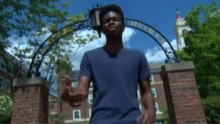 Студент Гарвардского университета
