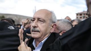 CHP lideri Kemal Kılıçdaroğlu saldırı
