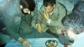 محسن رضایی و هاشمی رفسنجانی
