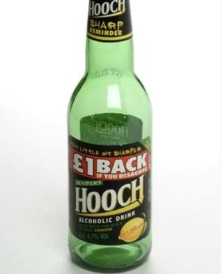 Bottle of Hooch