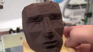 3D-принтери можуть друкувати будь-яку їжу