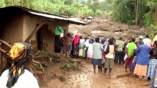 Zaftarewar kasa a Uganda