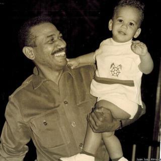 Juan Juan Almeidae seu pai