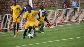 Musongati (yambaye umuhondo) yatsinze Olympic Star ibitego 3-0