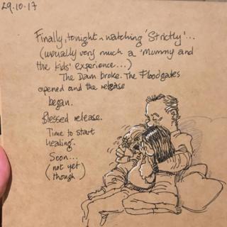 Gary's third doodle