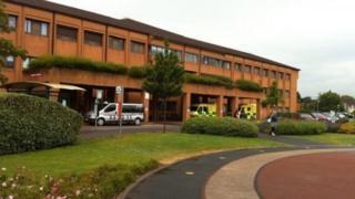 Taunton's Musgrove Park Hospital