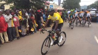 Areruya Joseph atakuwa mwendeshabasikeli wa kwanza kutoka Rwanda kushiriki shindano la Tour de France
