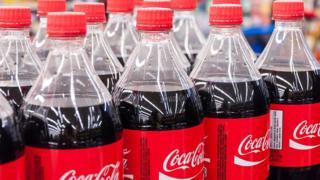 Botellas de CocaCola