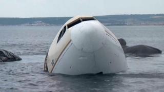 تركيا تغرق طائرة لجذب السياح