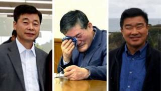 किम हक-सोंग, किम डोंग-चुल और टोनी किम