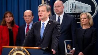 Mỹ mất hơn một thập kỷ mới truy tố Huawei