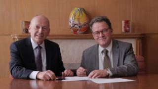 David Williams And David Lloyd
