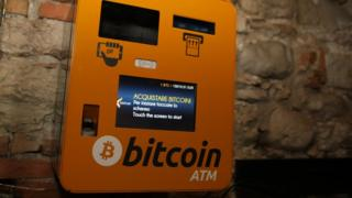 Bitcoin can be purchased online or via special ATMs