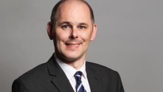 MP James Grundy