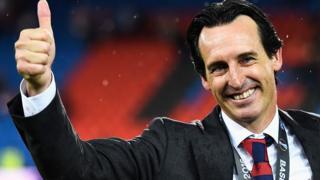 Unai Emery ne sera pas sur le banc du PSG l'année prochaine.