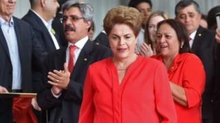 Mme Rousseff yemeza ko yakorewe kudeta
