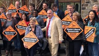Welsh Liberal Democrats 2017 campaign launch