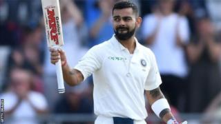 Virat Kohli: world number one Test batsman
