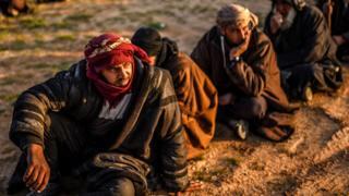 IŞİD savaşçıları