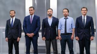 Elecciones en España: 4 claves para entender por qué el país va por cuarta vez a las urnas en 4 años - BBC News Mundo