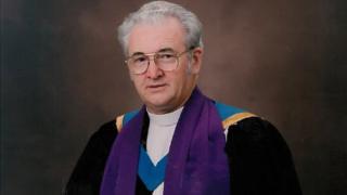 The Very Rev Dr Sandy McDonald