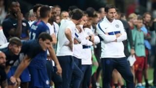 Lampard na Chelsea ya