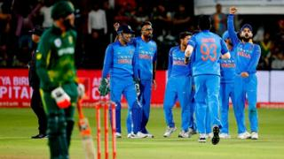 ભારતીય ક્રિકેટ ટીમ