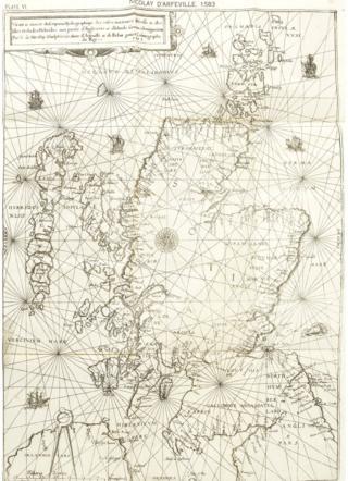 Rutter map