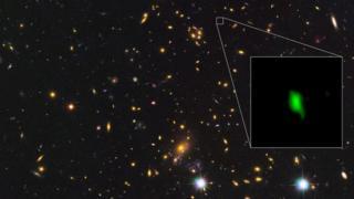 Галактика MACS1149-JD1
