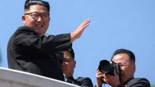 किम जोंग-उन, उत्तर कोरिया, उत्तर कोरिया स्थापना दिवस, North Korea, Kim Jong-un