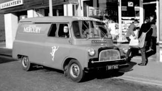 1968 Bedford CA
