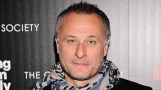 шведский актер Микаэль Нюквист