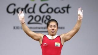 காமன்வெல்த் போட்டியில் இரண்டாம் தங்கப் பதக்கத்தை வென்றது இந்தியா