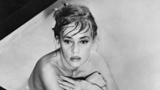 """Jeanne Moreau en """"Eva"""" (1961)."""