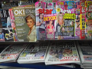 Trinity Mirror is in advanced talks to buy the Express titles, Star titles and magazines such as New!, OK! and Star