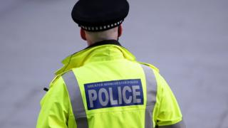 Greater Manchester Policeman