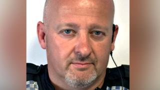 PC Mick Johnson