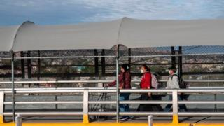 The US has closed its border with Mexico to all but essential traffic