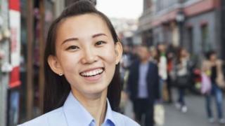 หญิงชาวเอเชีย